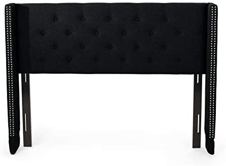 Debby Contemporary Upholstered Queen/Full Headboard