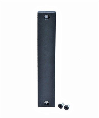 - Filler Plate | Mortise Lock Strike Plate Filler Bar | Latch Repair | 1 1/4