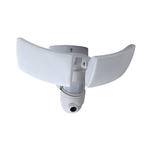 New Utilitech Pro Security Motion Activated LED Floodlight with Camera # 0804001 by Utilitech Pro