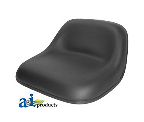 Craftsman Tractor Seat - A&I Products LAWN / GARDEN SEAT BLK PART NO: A-LMS2002