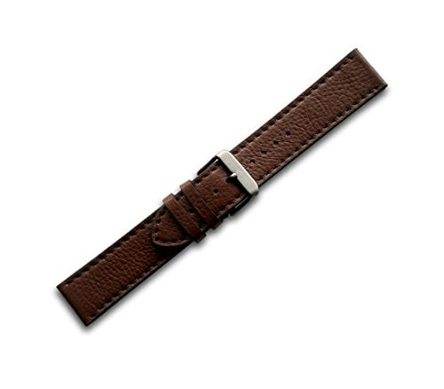 Swiss Army Victorinox Chrono Classic Brown Leather Strap w/ Buckle