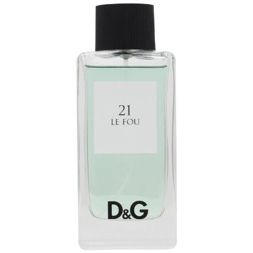 D&G Le Fou 21 EDT Spray