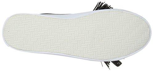 Zapatillas De Deporte Loeffler Randall Mujeres Logan (nappa Tassel) Negras