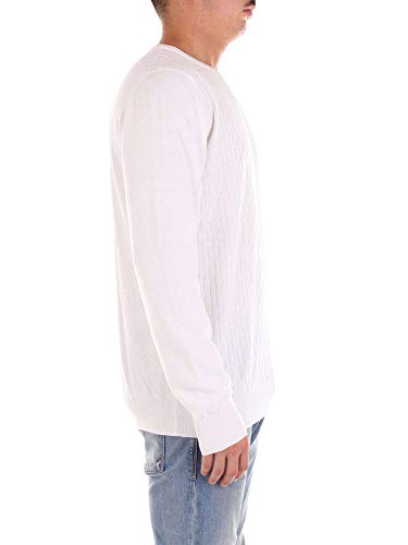 Laine 11544132white Blanc Jeordies Maille Homme qHBqAZ