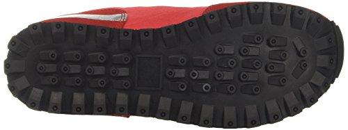 Rosso Sneaker Corsa Adulto Unisex Vespa w1Idv5xxq