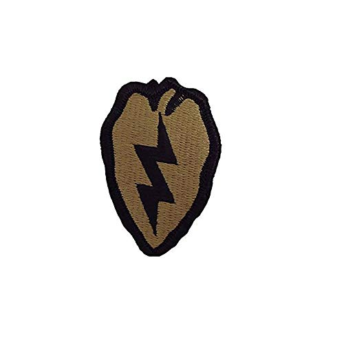 - 25th Infantry Division OCP Patch with Hook Fastener