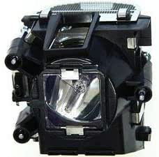 Replacement for Projection Design F82 Lamp /& Housing Projector Tv Lamp Bulb by Technical Precision