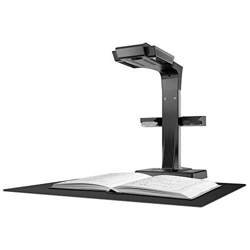 chollos oferta descuentos barato CZUR ET18 Pro Escáner Profesional Portátil con Smart OCR de Libros y Documento A4 Compatible con Mac y Windows MAX A3 Exploración Tamaño 18MP HD Cámara Negro