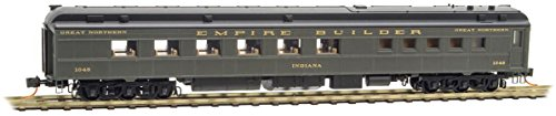 Micro-Trains MTL N-Scale Heavyweight Dining Car Great Northern/GN #1048 Indiana