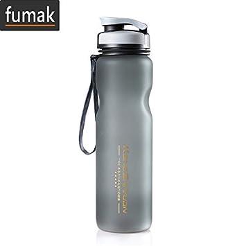 Amazon.com: Botella de agua fumak – Botella de agua de ...