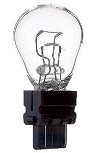 (HC Lighting - S8 Plastic Wedge Base Miniature Style Lamp Low Voltage 12 Volt Clear (10 Pack) (26 Watt) 3157)