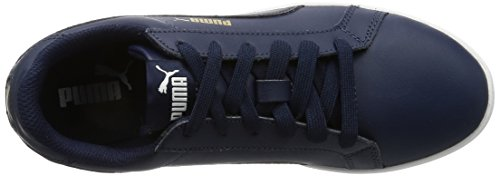 Puma Smash Wns L, Zapatillas para Mujer, Azul Claro / Blanco Azul (Peacoat-peacoat 11)