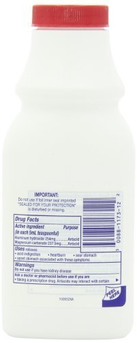 Gaviscon Extra Strength Liquid Antacid, Cool Mint Flavor Personal Healthcare / Health Care