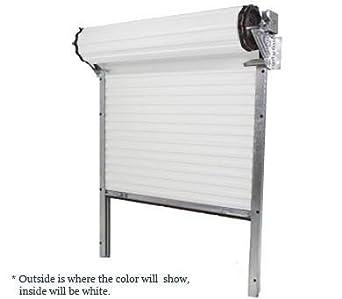 Model 650 [8' (w) x 8' (h)] Light Duty Rolling Self Storage Steel Roll Up Door