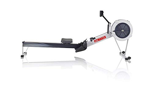 Concept2 Model D Indoor Rowing Machine with PM3 (Light Gray)