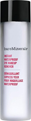 bareMinerals Instant Waterproof Eye Makeup Remover, 4 Ounce by Bare Escentuals