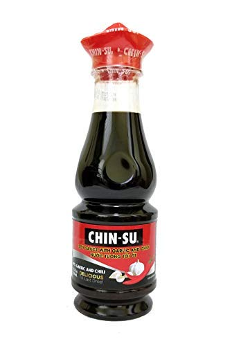 Chin-su Soy Sauce with Garlic and Chili (1)