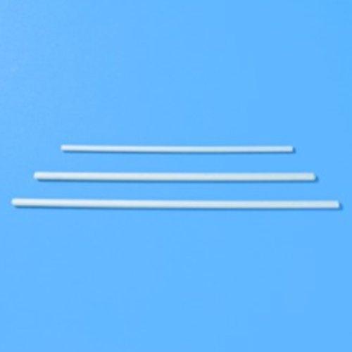 Thomafluid Rührstab aus PVC-U, Länge: 300 mm, Außen-Ø: 8 mm, 5 Stück