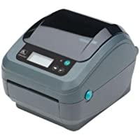 Zebra Technologies GK42-202211-000 Barcode Printer GK420D, 203 Dpi, Direct Thermal, USB, 10/100 Ethernet, Dispenser