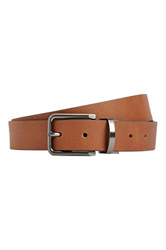 next Men Black/Tan Reversible Leather Waist Stretch Belt (Mens British Tan Leather Belt compare prices)