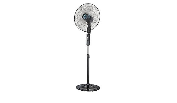 Thomson THVEL450 K Ventilador de pie temporizador/brazo orientable (40 cm) 55 W, negro: Amazon.es: Bricolaje y herramientas