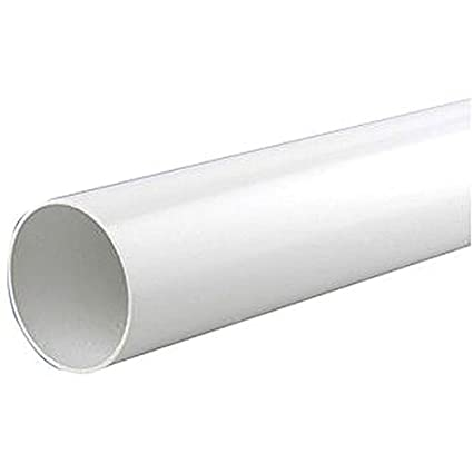 40mm Push Fit Grey Pipe 3M