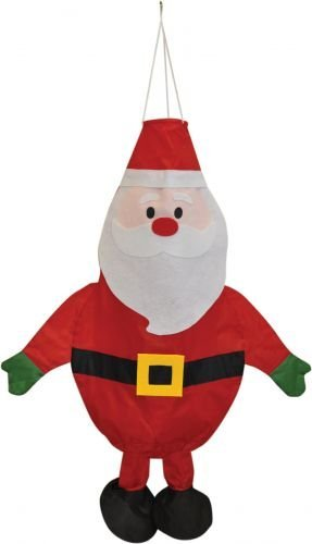 Santa Windsock 100cm Long by Spirit of Air