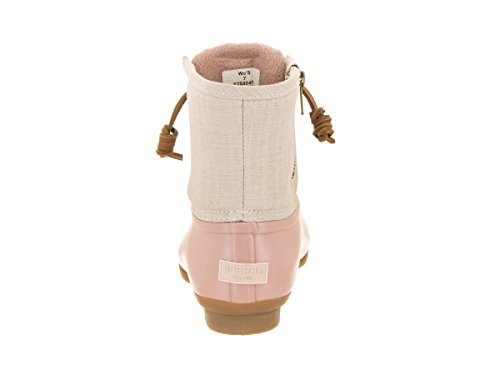 Boot Canvas Duck Womens oat Rose Sperry Saltwater xBqZg7xz