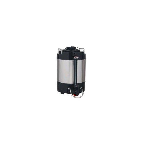 BUNN 44050.0050 ThermoFresh 1.5 Gallon Stainless Portable Server (1 Thermofresh Gallon Server)
