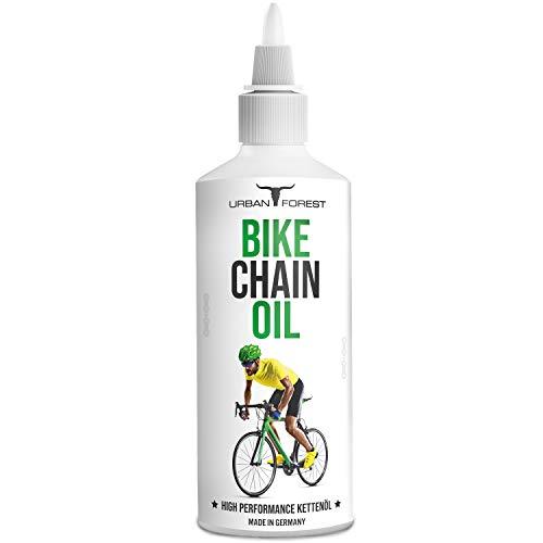 Urban Forest Fietskettingolie voor professionele fietsverzorging, fietsolie voor wielrennen, e-bike, smeervetten…