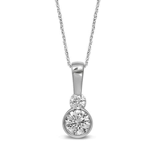 Diamond Jewel 14K White Gold 3