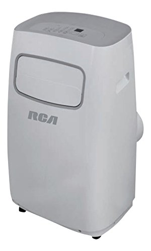 RCA RACP1404 3-in-1 Portable Air Conditioner with Remote Control for Rooms up to 400-Sq. Ft.