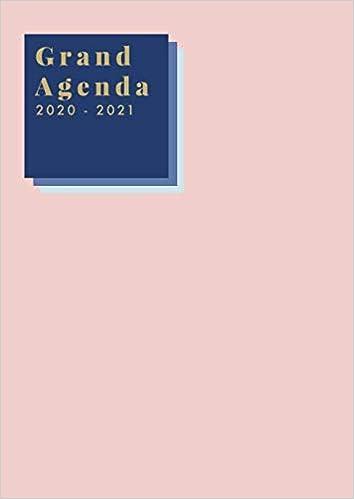 Grand Agenda 2020 2021 Semainier De Juillet 2020 A Decembre 2021 18 Mois Calendrier 2020 2021 1 Semaine Sur 2 Pages Vertical Agenda Souple Pratique Et Fonctionnel French Edition Collectif Papeterie 9798652829780 Amazon Com Books