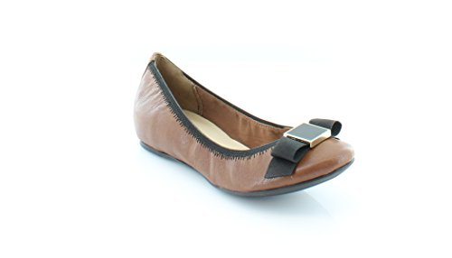 Isaac Mizrahi Live! Dannie Dames Flats & Oxfords Bruin Multi