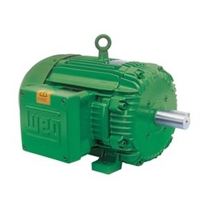 WEG 12512XT3G445T NEMA Premium Explosion Proof Hazardous Location Electric Motor, 125 HP, 3-Phase, 1185 rpm, 460 V, 60 Hz, Frame - Hazardous Motor Location