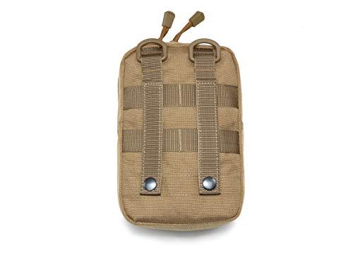 Wwman 1000D Nylon Extérieur Camping Tactique Militaire Sac de Premiers Trousses de Secours Molle 3