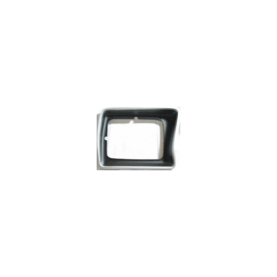 78 79 FORD BRONCO HEADLIGHT DOOR RH (PASSENGER SIDE) SUV, Painted, With Rectangular Headlamps (1978 78 1979 79) 7735 D8TZ13064C