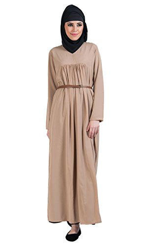 Pfirsischfarben Durchgehend Rosa Damen Kleid Essence East Xgzq66