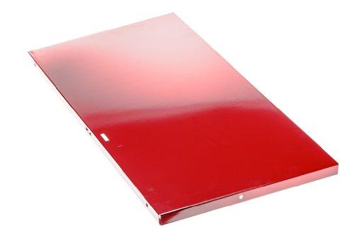 Craftsman 1000079A4-ERED Floor Cabinet Shelf, Red