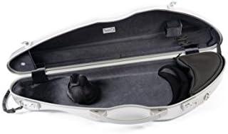 bam DEF2000XLA [Brushed Aluminium] バイオリン用 ハードケース HIGHTECH LA DEFENSE -Slim Violin Case-