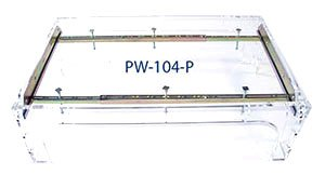 "Sink Setter PW-104-P Side to Side installations 25"" to 47"""
