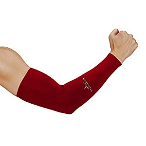 SUNITRA Arm Sleeve with UV Protection Cooling in Summer Arm Warmers in Winter Arm Sleeves for Men & Women Kids of All Ages
