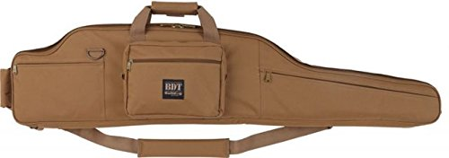 Denier Gun Cases - Bulldog Cases Long-Range Rifle Case- Tan Long-Range Rifle Case