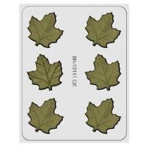 3 Pack- Maple Leaf Hard Candy ()