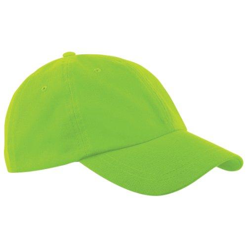 Modelo algodón Fasión Visera Lima Beechfield Unisex 100 Piscina Gorra Verano Verde x61qTtw