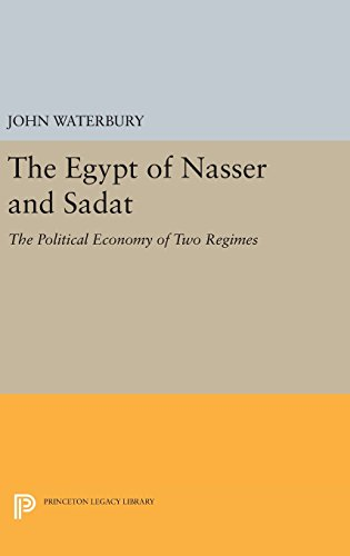 The Egypt of Nasser and Sadat – The Political Economy of Two Regimes