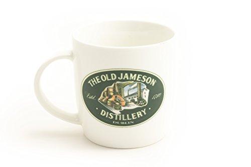 Old Jameson Distillery Whiskey Mug by Shannonbridge Pottery (Whiskey Irish Jameson 1780)