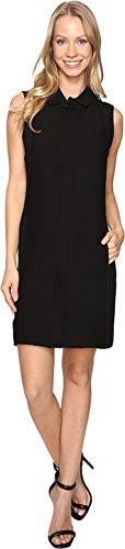 NIC+ZOE Women's Luxe Harmony Vest Dress Black Onyx (By Zoe Dress)