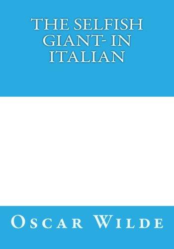 The Selfish Giant- in Italian