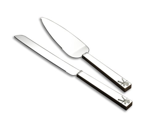 Vera Wang Cake Knife - Vera Wang Wedgwood Love Knots Stainless Cake Knife & Server